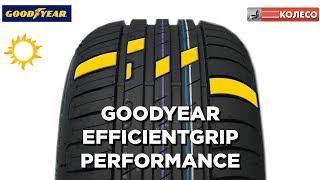 GoodYear EfficientGrip Performance: обзор летних шин. КОЛЕСО.ру