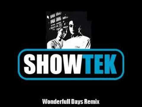 Wonderfull Days 2008 - Showtek Remix