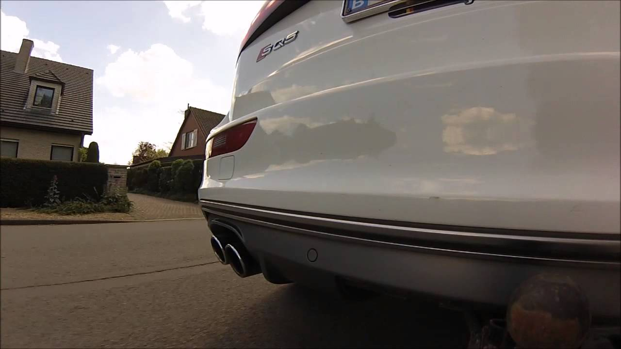 Audi SQ5 - Kufatec Exhaust Booster