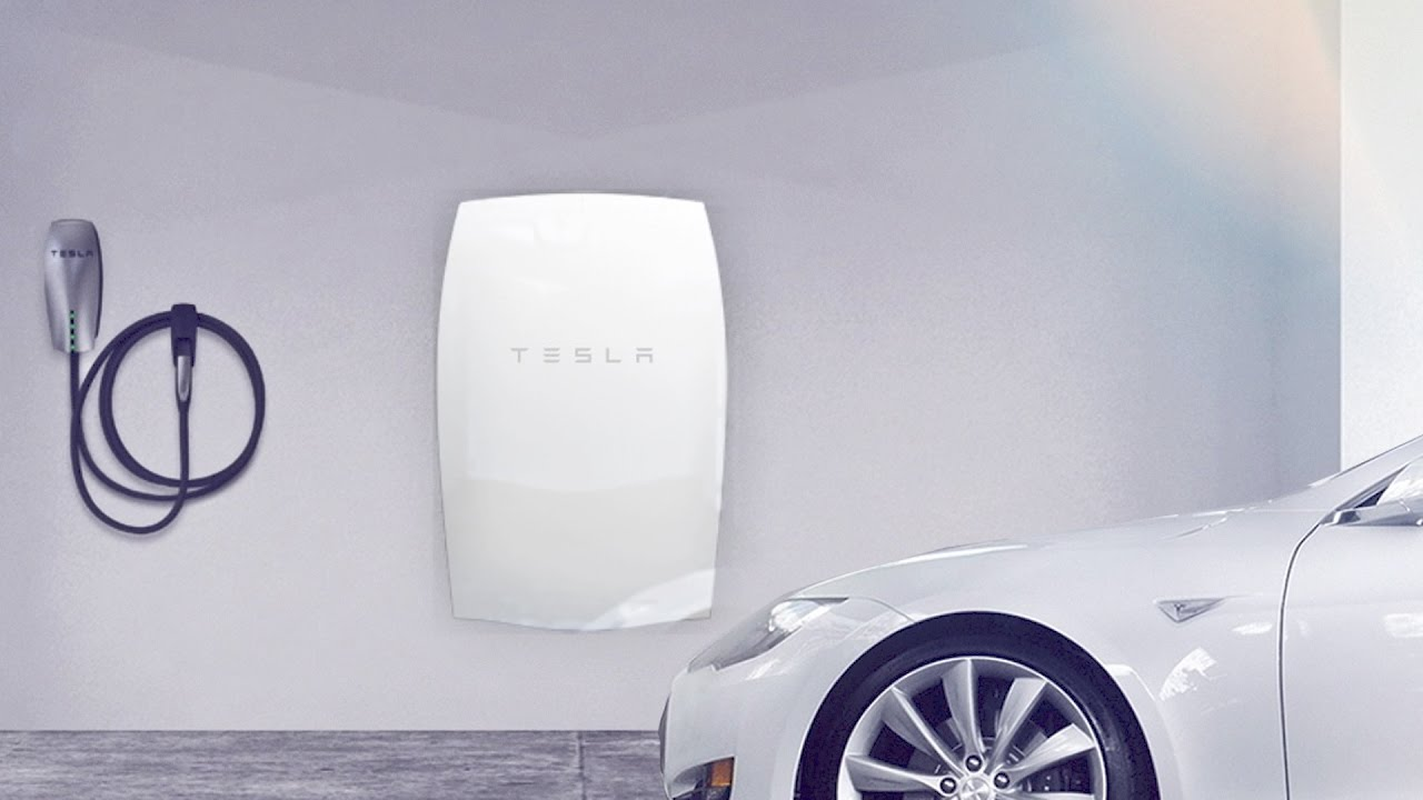 Tesla Powerwall 2 Youtube
