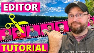 How To Use YouTube Video Editor 2021   YouTube Studio Tutorial