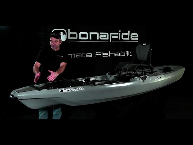 Bonafide Kayaks SS127 Overview
