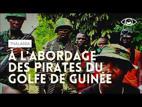 À l'abordage des pirates du Golfe de Guinée (reportage complet)