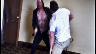 WWE Hall of Famer Terry Funk Beat Down! thumbnail