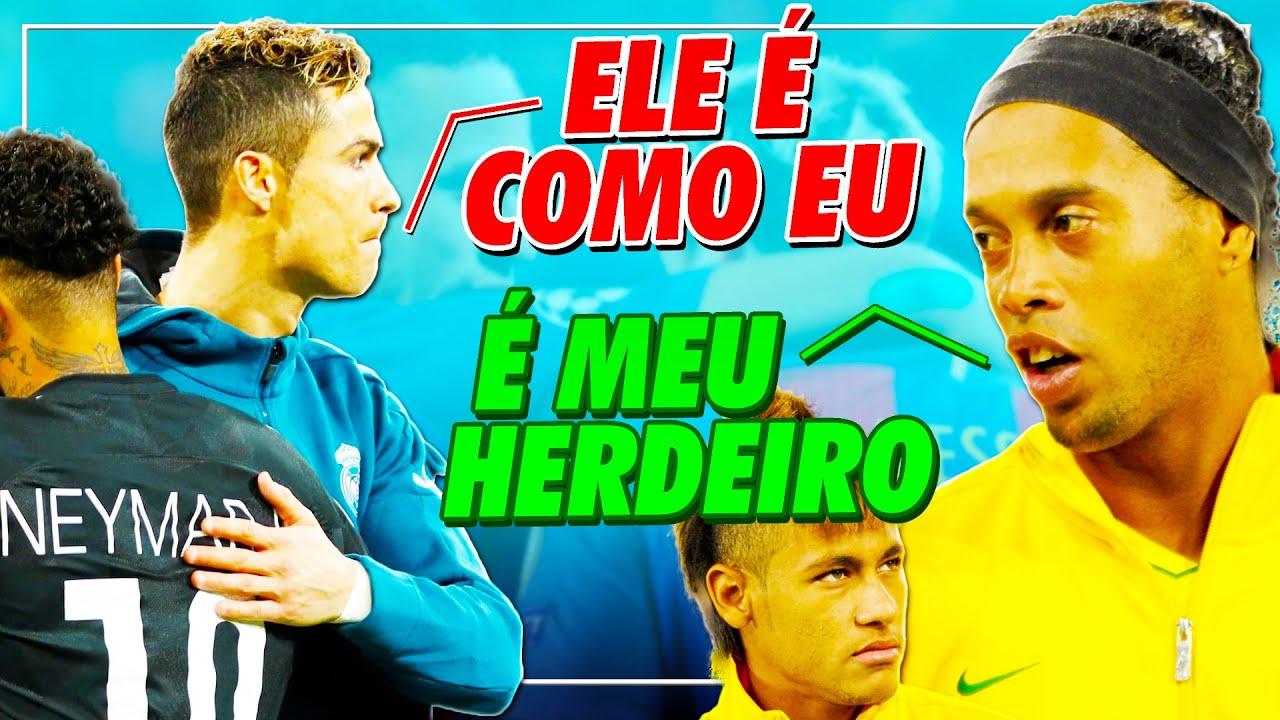 14 jogadores que PAGARAM PAU pro Neymar