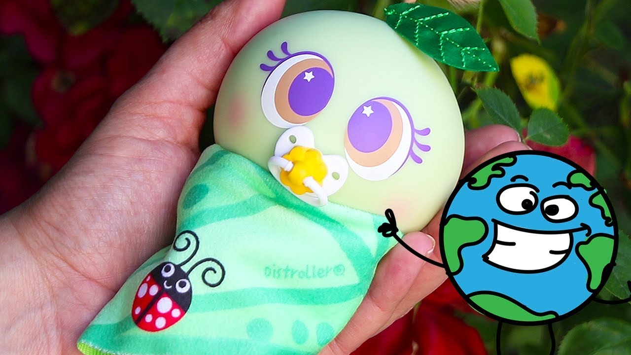 Baby Doll Play With Pisti Lo Nature Loving Nerlie Toys