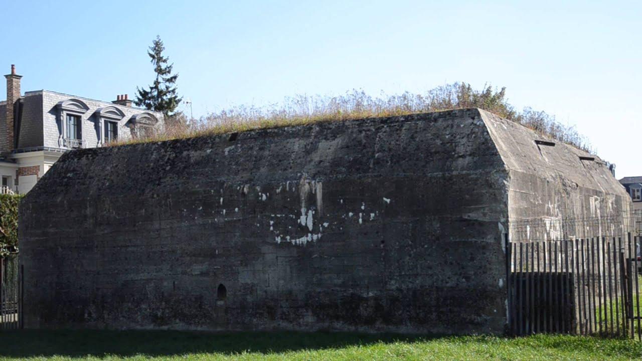 Les bunkers de saint germain en laye youtube - Office du tourisme st germain en laye ...