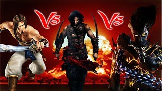 Prince of Persia vs Prince Of Persia vs Prince Of Persia