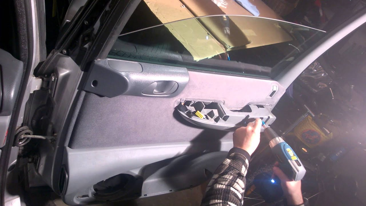 Aussenspiegel Ausbauen Peugeot 806 Citroen Evasion Lancia
