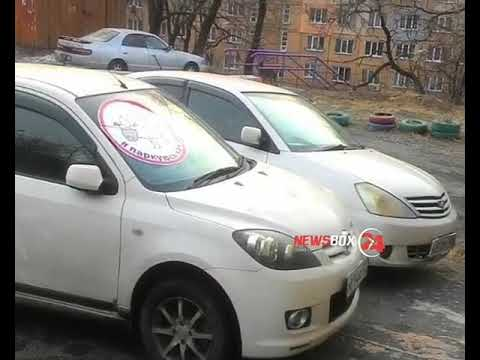 Во Владивостоке неизвестный мститель вымещает злость на машине местной жительницы