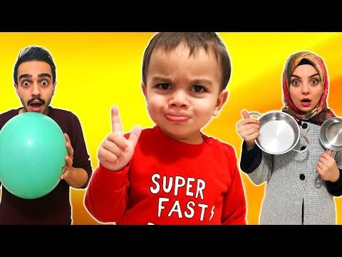 Yağız Uyuyamadı - Eğlenceli Çocuk Videosu YED SHOW
