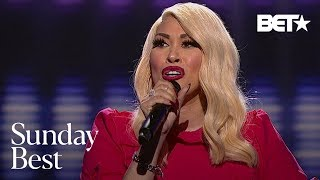 Keke Wyatt Brings Us to Church with Her Performance of