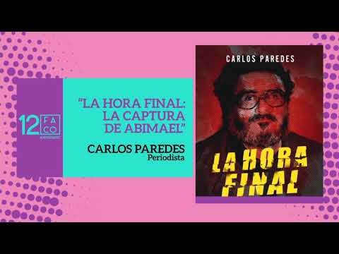 12 FACO Conferencia Carlos Paredes y Eduardo Mendoza 26/10/17