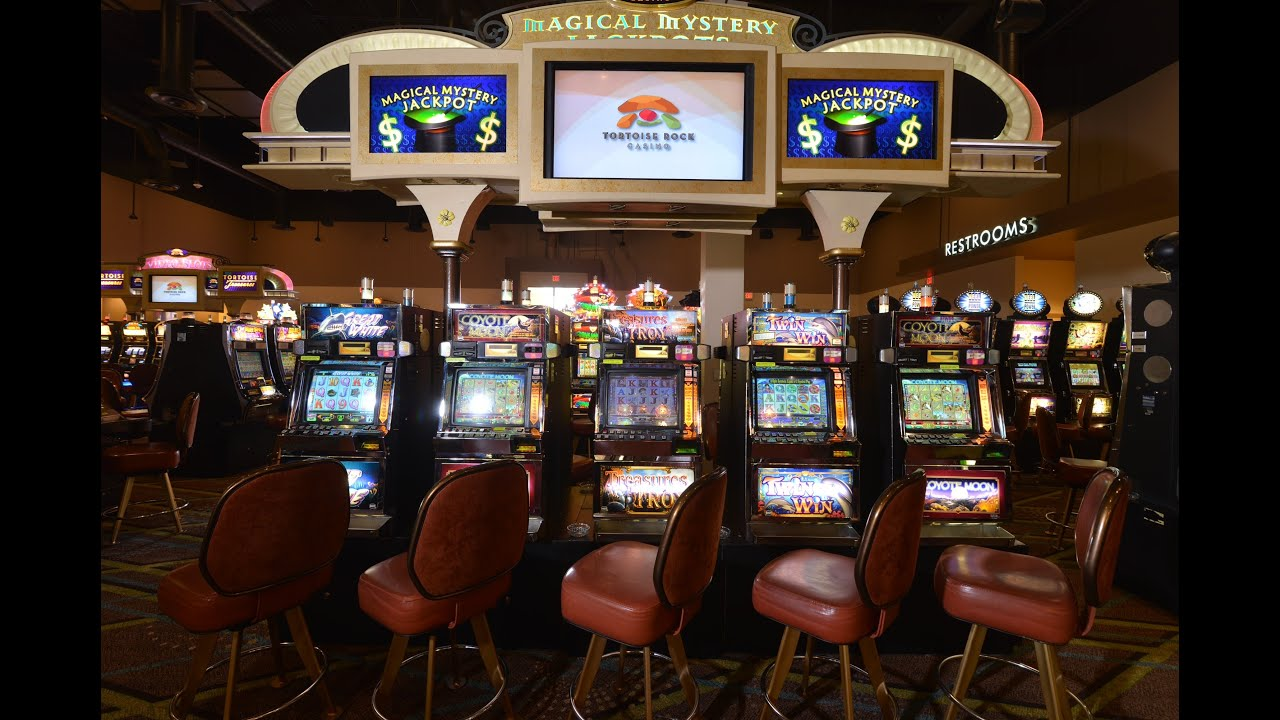 New casino in twentynine palms gambling gain