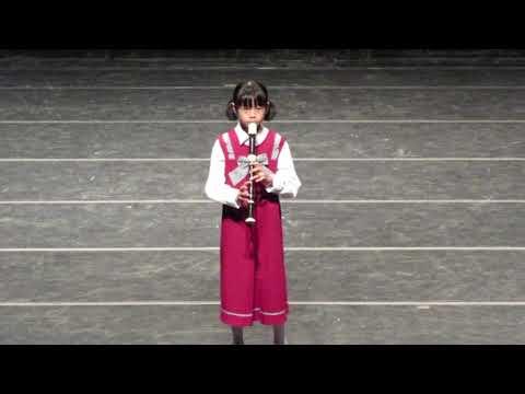 嘉義縣107學年音樂比賽直笛獨奏國小B組(蔡芳瑄)