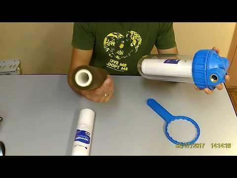О фильтрах механической очистки для воды из полипропиленового волокна. Что будет если не ставить?