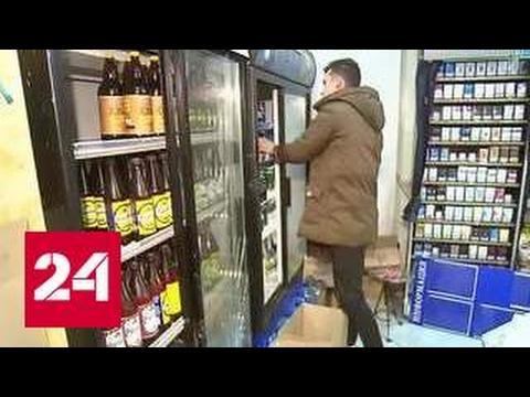 Рейд по магазинам обернулся штрафами за торговлю алкоголем без лицензий