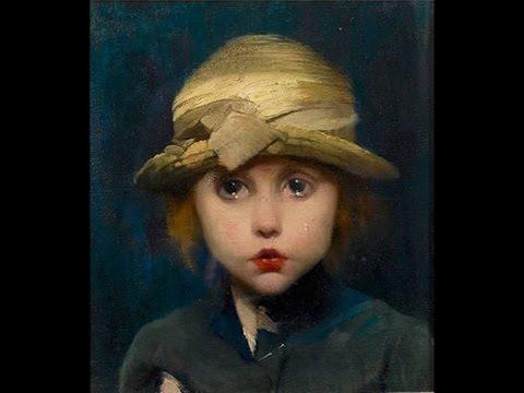 Marianne Stokes (1855-1927) Austrian ✽ Danielle Licari - Concierto de Aranjuez