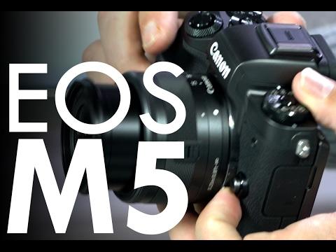 Canon EOS M5 Review (vs Sony a6500, Olympus E-M1 II, Panasonic G7, Fuji X-T2)
