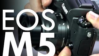 видео Canon EOS M5