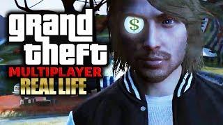 Geldgieriger Betrüger 🎮 GTA 5: REAL LIFE (Roleplay) #012