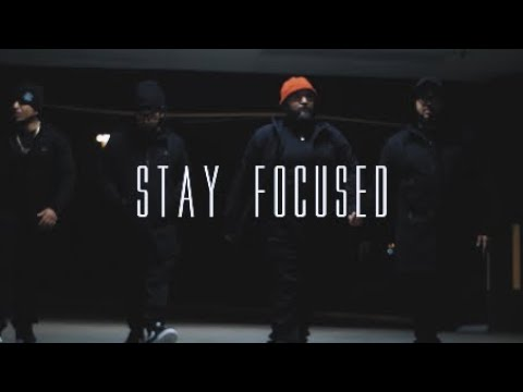 Young Bro -Stay Focused Feat. Drew Ava, Antwoine Hill, Bryann Trejo