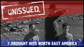 Drought Hits North East America (1964) | Unissued Nº7 | British Pathé