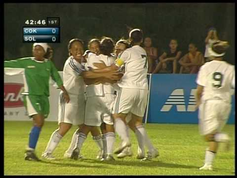 South Pacific Games 2007 Women