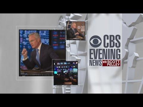 CBS Evening News With Scott Pelley - New open/music 5/31/16