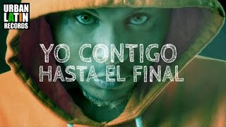 HARRISON - TU MENTIROSO - (OFFICIAL LYRIC VIDEO) (REGGAETON 2017)