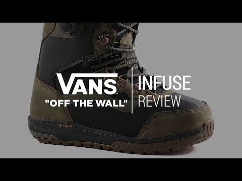 Vans Infuse 2018 Snowboard Boot Review - Tactics.com