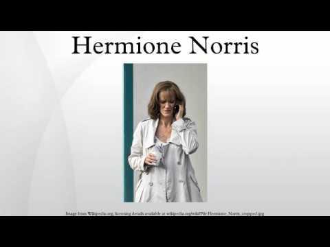 Hermione Norris