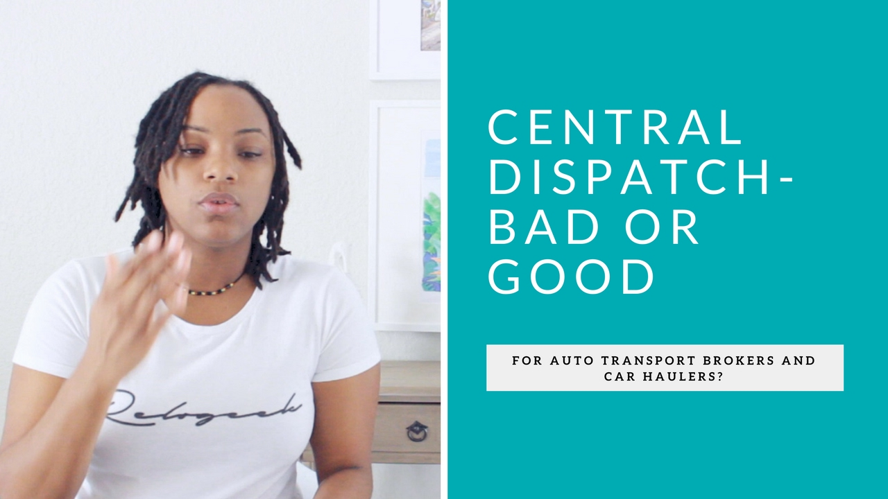 Central Dispatch- Bad or Good for Auto Transport