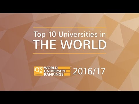 Top 10 Universities in the World 2016/17