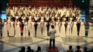 2011パナソニック合唱団 クリスマスキャロルコンサート Panasonic's 2011 Christmas Carol Concert Choir 撮影 2011.12.23.
