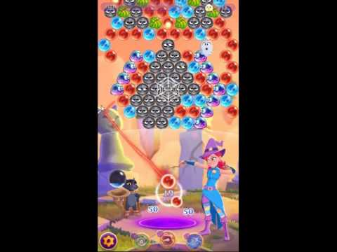 Bubble Witch Saga 3 Level 363 - NO BOOSTERS 🐈