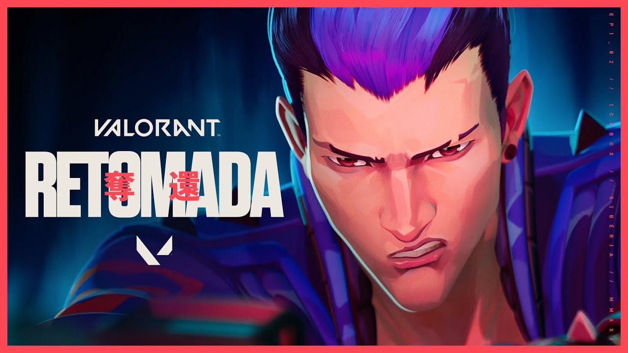Download RETOMADA // Animação do Episódio 2 de VALORANT