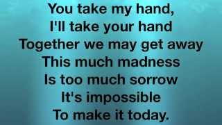 Neil Young - Down By The River Lyrics (HD)