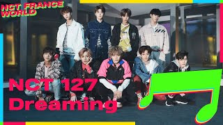 [VOSTFR] NCT 127 - DREAMING (Lyrics ROM / KAN + Color coded)