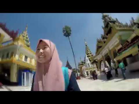 SOLO BACKPACKING TRIP (YANGON, MYANMAR)