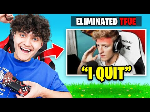 I Paid FaZe Jarvis to Stream Snipe Tfue for 24 Hours (Fortnite)