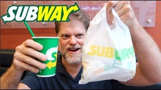 Buffalo Chicken Subway and Cookie Meal Review in Singapore - Greg's Kitchen
