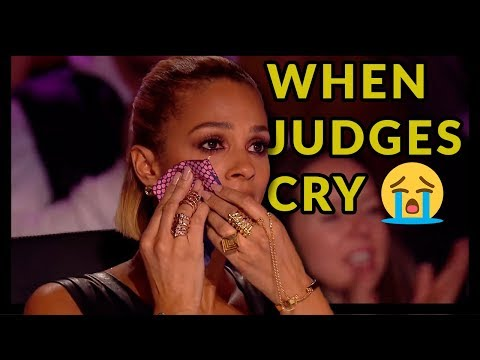 Top 7 Acts JUDGES START TO CRY STRONG MOMENTS ON BRITAIN'S G