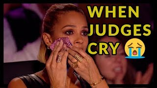 "Top 7 Acts ""JUDGES START TO CRY"" STRONG MOMENTS ON BRITAIN"