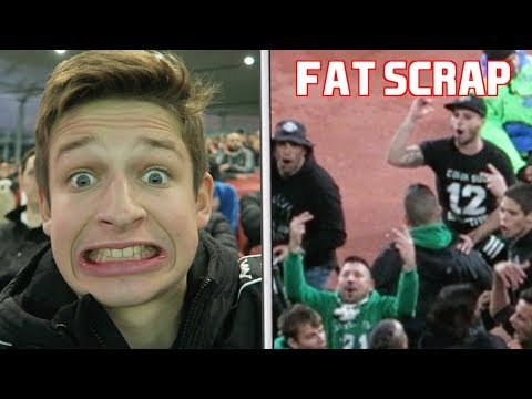 ARSENAL vs SPORTING LISBON *VLOG* - Lisbon FANS Start a SCRAP!