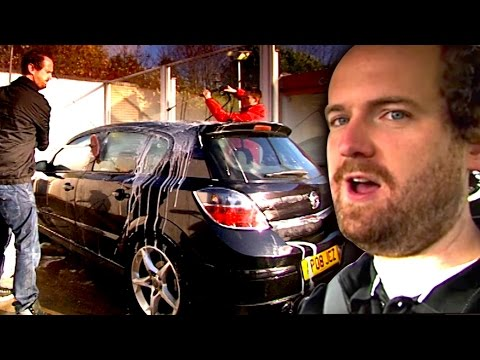 How Car Washes Damage Paintwork Fifth Gear
