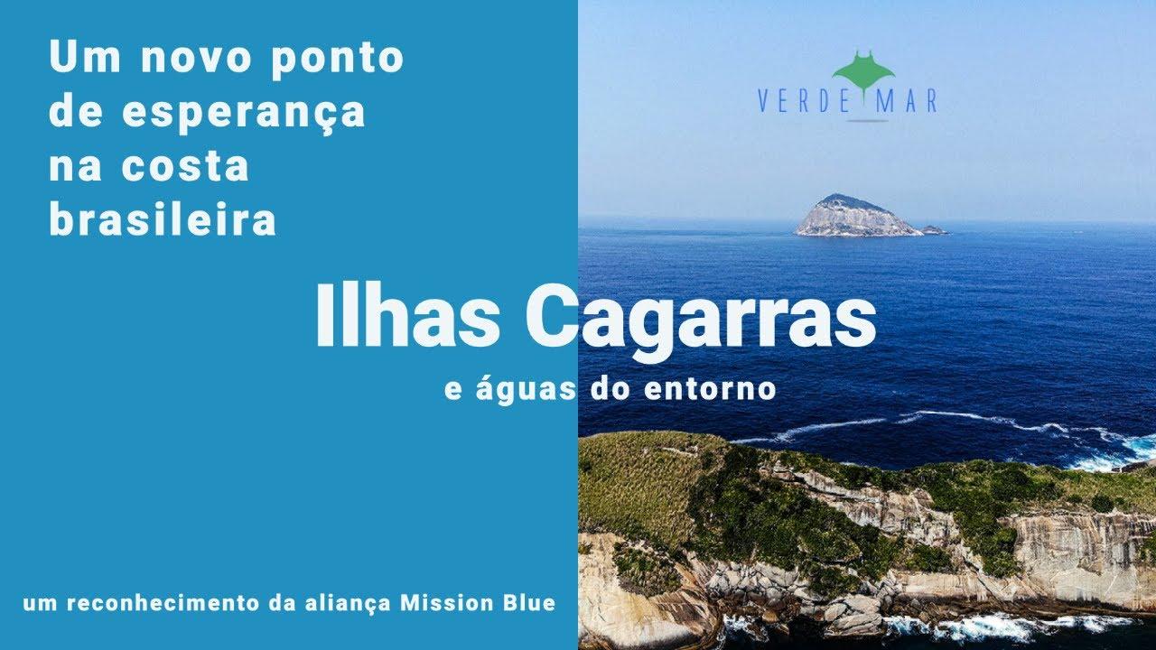 Ilhas Cagarras e Águas do Entorno, um novo Ponto de Esperança na Costa Brasileira
