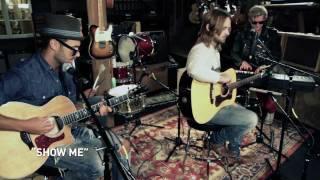 Carolina Liar quot;Show Mequot; (Acoustic) At Guitar Center