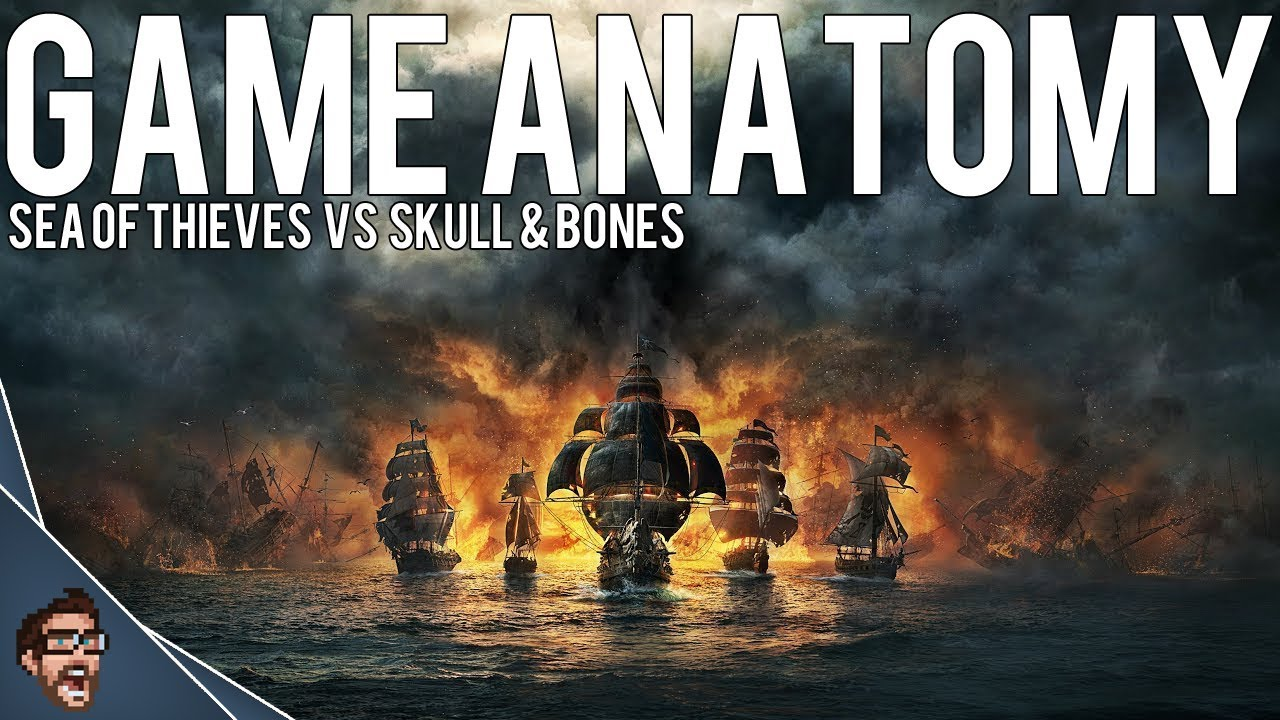 5 Differences Between Skull & Bones and Sea of Thieves // Game ...