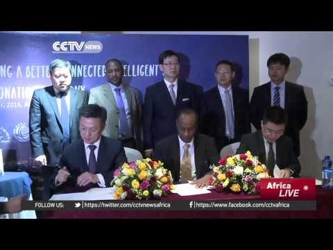 Ethiopia, Chinese companies ink deal for intelligent power supply